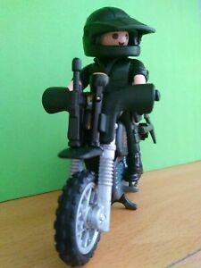 PLAYMOBIL-GUARDIA-CIVIL-SEPRONA-CON-MOTO-CUSTOM-SPAIN-NATURE-PROTECTION-SERVICE