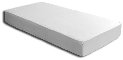 2 Spannbettlaken 180x200-200x220 cm weiß Elasthan Boxspringbett Wasserbett