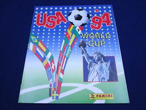 Panini-WM-1994-WorldCup-USA-94-empty-album-Leeralbum-int-version-444-gut-good