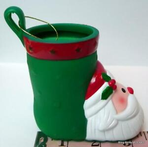 Santa-Claus-Green-Boot-hanging-ornament