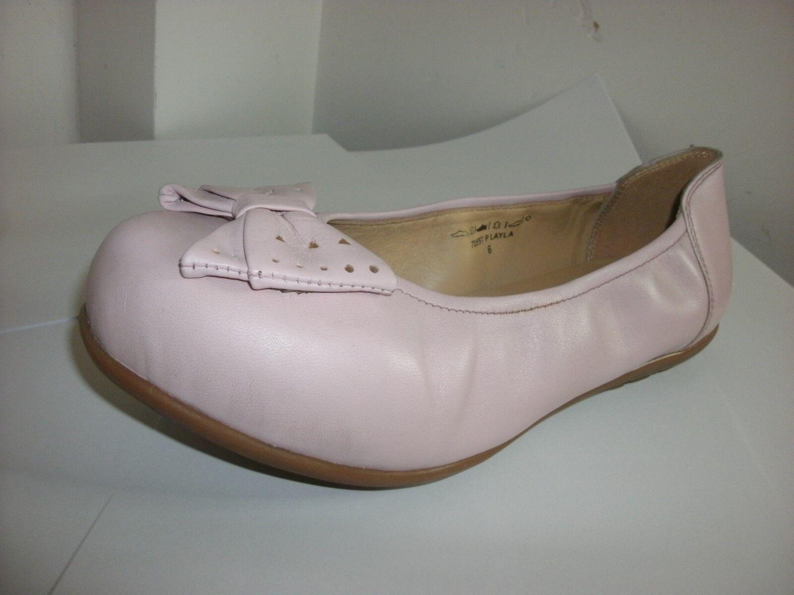 DB easyb Layla Pink Leather Size 6(6V).