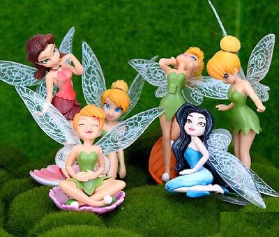 Wing Spirit Baby Miniature Dollhouse Garden Craft Fairy Bonsai Decor x1 L