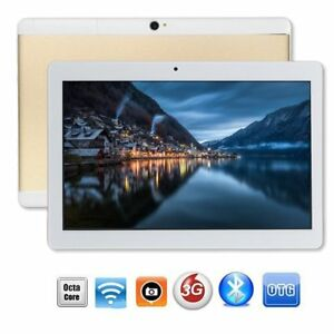 10,1 '' Tablet PC Android 7.0 Quad Core 32GB HD IPS Dual kam WiFi GPS Phablet
