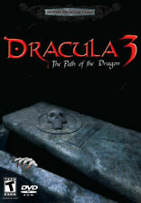 DRACULA 3 PATH OF THE DRAGON for PC SEALED NEW