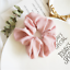 Solid-Floral-Bow-Scrunchie-Hair-Band-Elastic-Hair-Ties-Rope-Scarf-Accessories thumbnail 95