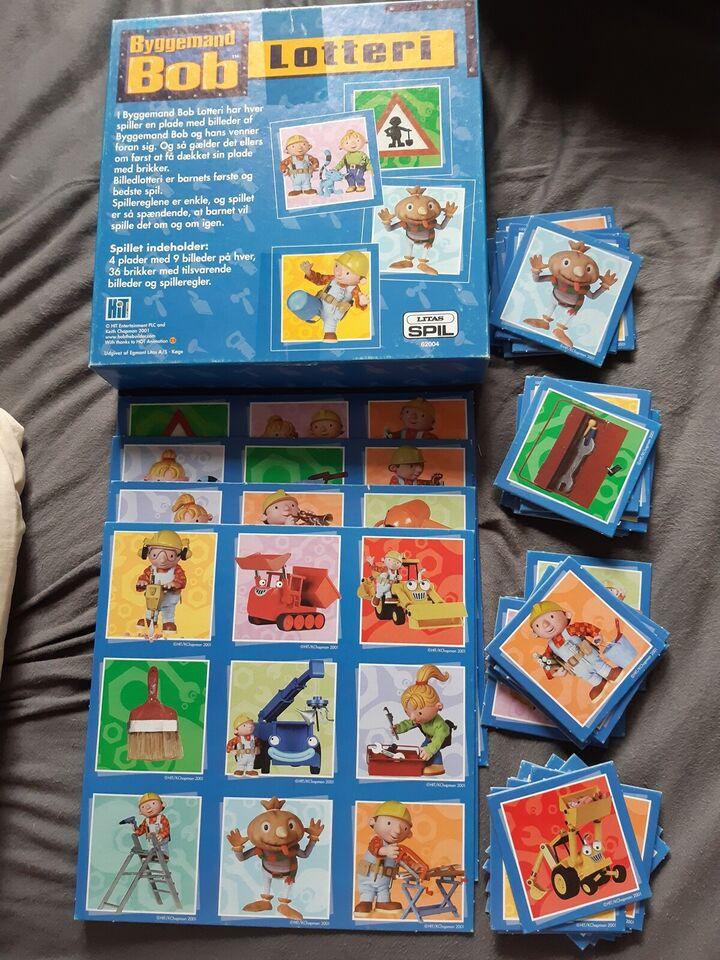 Andet legetøj, Spil til dreng/pige fra 50,-