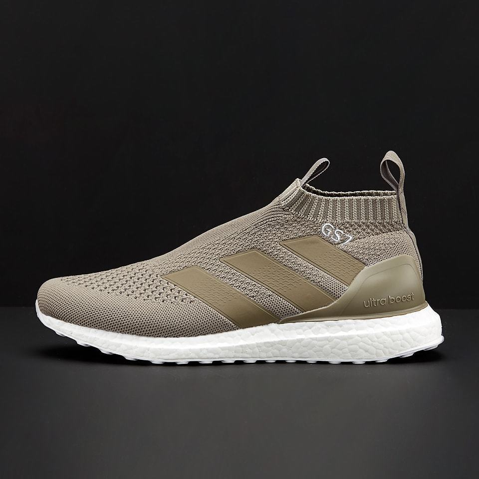 Adidas Ace 16+ Purecontrol Ultraboost Clay Sesame Size 10 - FREE SHIPPING