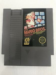 NINTENDO-NES-SUPER-MARIO-BROSS-1-ORIGINAL-Spanish-Version-MARIO-BROSS-LIKE-NEW