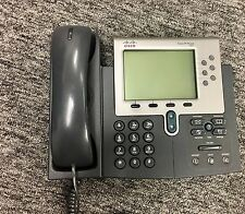 Tested Cisco 7961G VoIP IP Phone