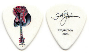 TITO-JACKSON-Guitar-Pick-2010-Tour-signature-The-Jacksons