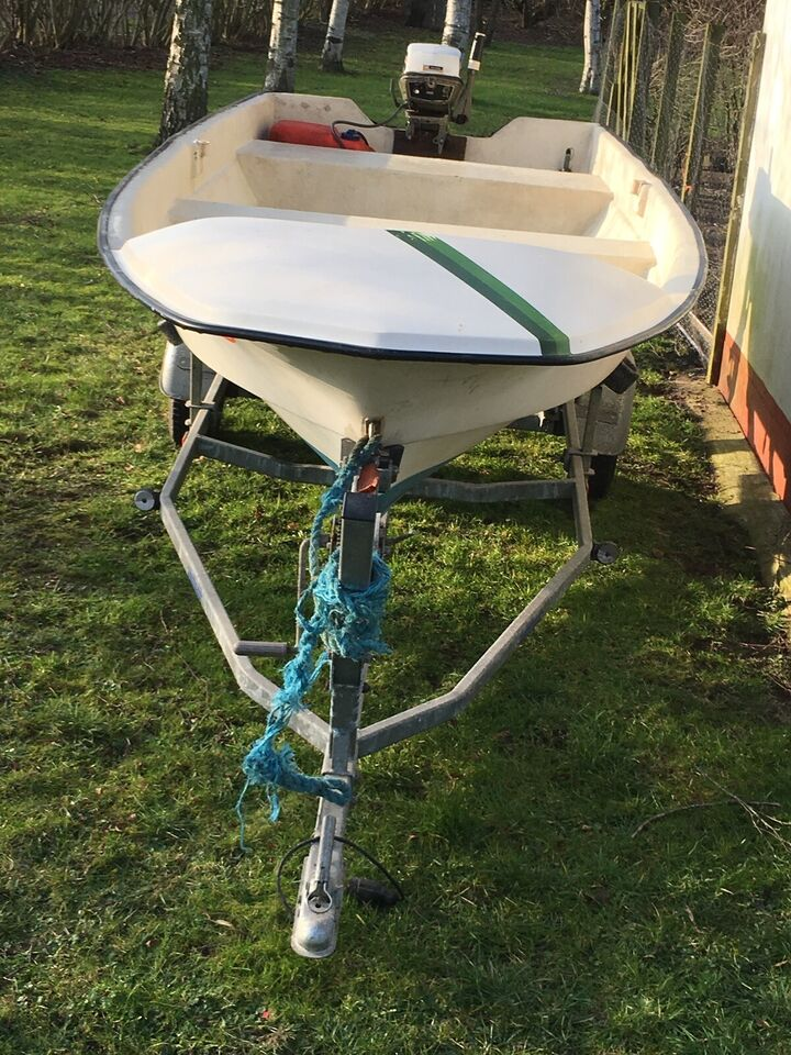 Jolle, MIKI BOAT 420, 14 fod