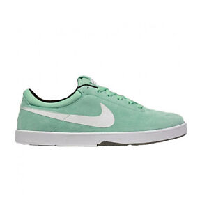 Nike ERIC KOSTON Medium Mint White Gum Brown Skate Discounted (202) Men's Shoes