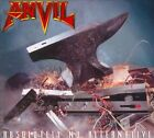 Absolutely No Alternative [Digipak] by Anvil (CD, May-2012, The End)