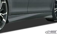 "RDX minigonne MAZDA 3 BL gonne ""Turbo-R"" Set Spoiler in ABS TÜV"