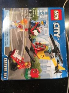 d79a9f3ffa0 New Lego City Airport City Set set 60100 in Sealed Damaged Box | eBay
