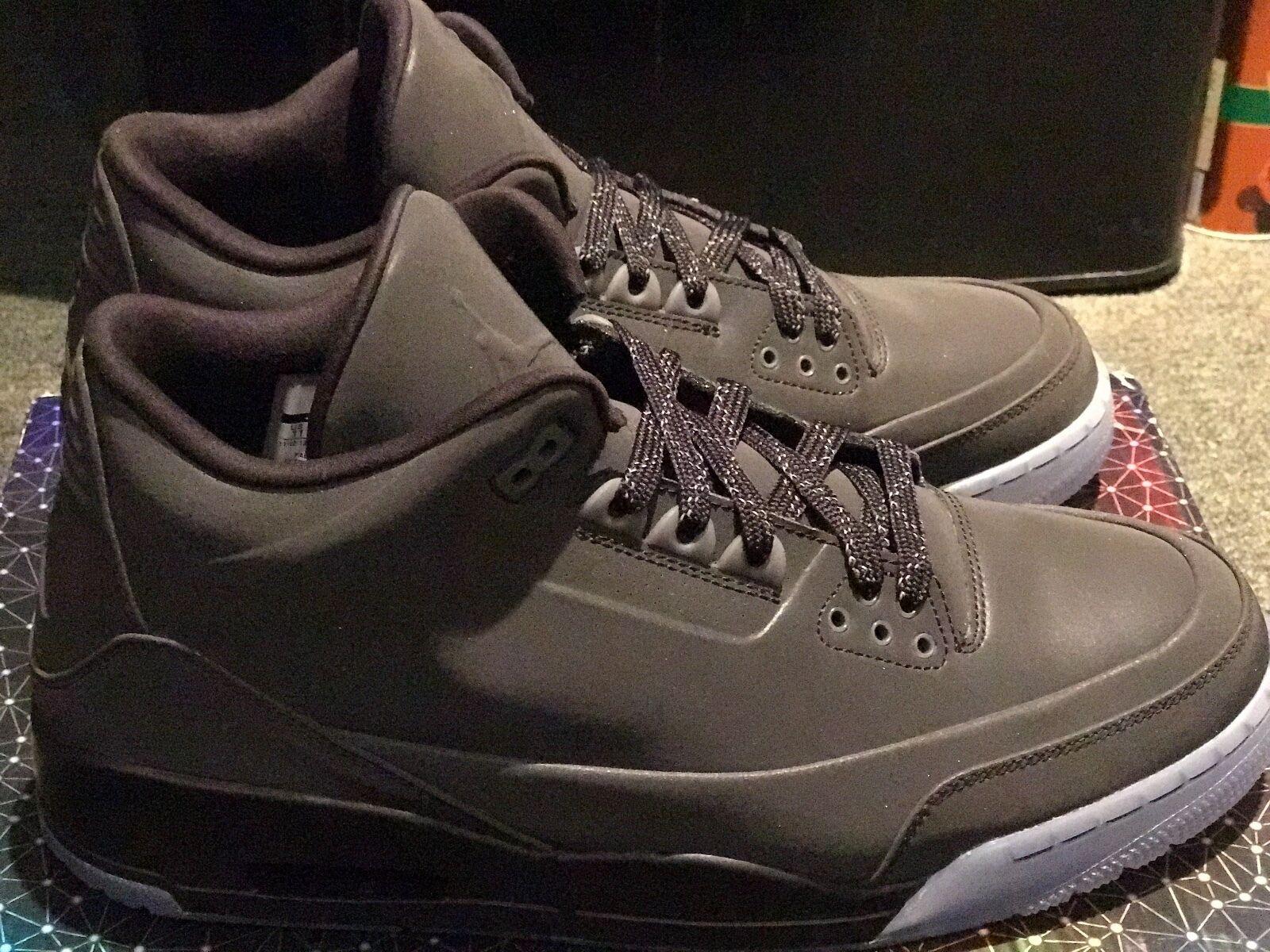best website 77b1a ba85c Air Mens Jordan 11 Black color - Size - 3 Lab 5 ...
