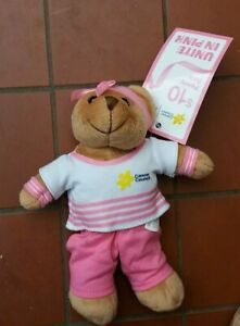 Cancer-Council-PENNY-BEAR-Unite-in-Pink-Bear-Plush-Toy-NWT
