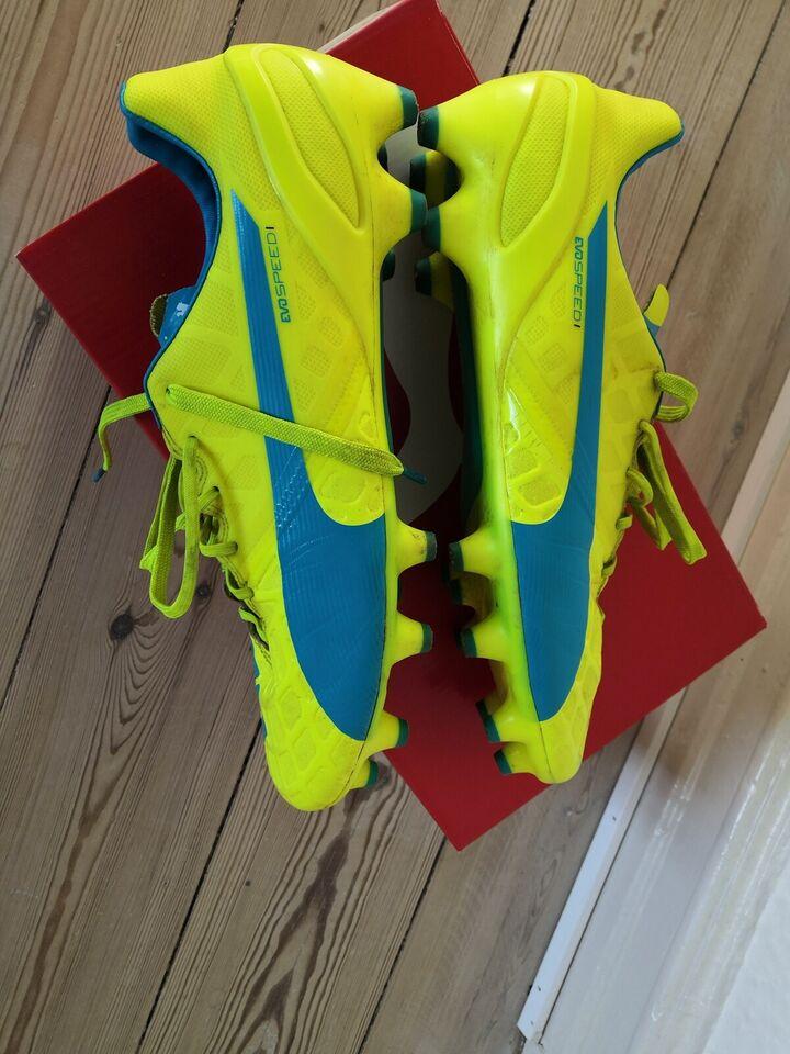 Fodboldstøvler, Puma Evospeed 1.4 FG, str. 44