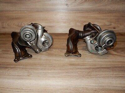 TD03L N54 Two Turbos for 2006-2010 BMW N54 135i 335i 335xi 535i E90 E92 E93 3.0L