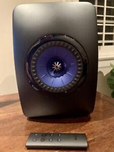 KEF LS50 Wireless Black