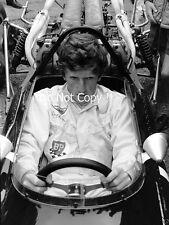 Jochen Rindt Cooper T86 British Grand Prix 1967 Photograph