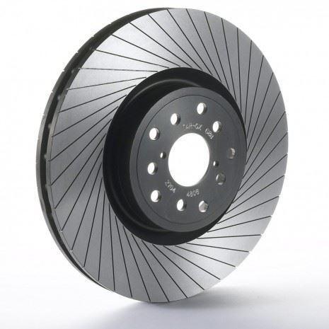 Front G88 Tarox Brake Discs fit Espace Mk3, Grand Espace JE 2.2 TD dCi 2.2 00>03