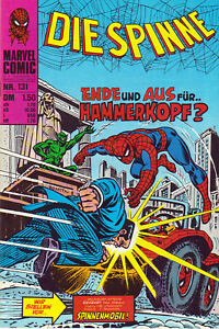 Die-Spinne-Nr-131-Marvel-Comic