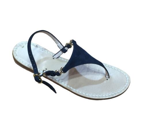 Sandalen Leder Aus CapriPositanoRäume Handwerk Handgefertigt Mode E9DHIW2