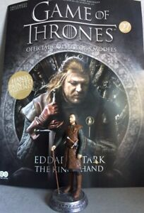 Game-Of-Thrones-GOT-Official-Collectors-Models-27-Ned-Stark-Figurine-NEW