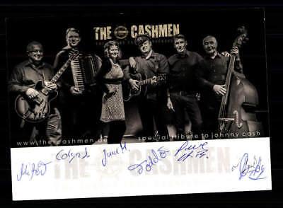 KüHn The Cashmen Autogrammkarte Original Signiert ## Bc 122750 Original, Nicht Zertifiziert Sammeln & Seltenes