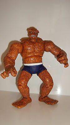 Reasonable Figura De 4 Fantastques Fantastic Four La L Hombre Piedra Fragrant Flavor 18x16cm In