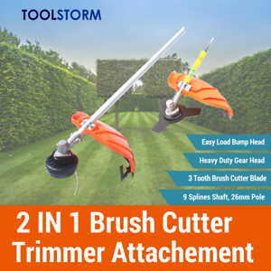 String-Trimmer-Brush-Cutter-Attachment-Fit-Giantz-Multi-Tools-Chainsaw-Hedge-Saw