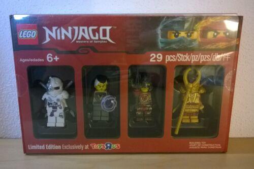 LEGO NINJAGO™ MINIFIGURES 5004938 TOYS R US Ltd PRONTA CONSEGNA Ed.