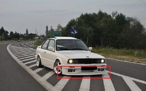 BMW-3-SERIES-E30-M3-FRONT-BUMPER-VALANCE-SPOILER-NEW-M-TECHNIC-2-LOOK