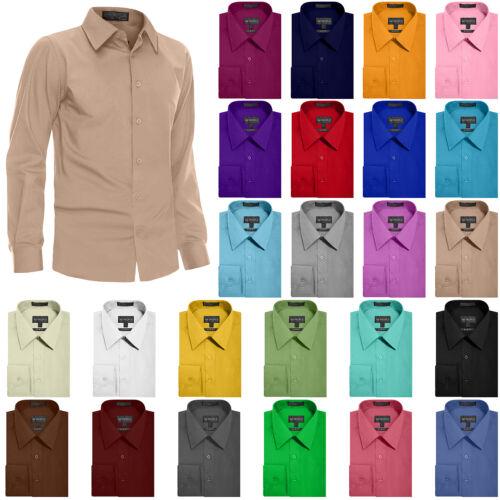 NE PEOPLE Men's Slim Fit Button Down Long Sleeve Dress Shirt [NEMT104]
