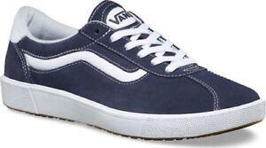 9afc9f2d7d10 Vans Wally 3 Varsity Sport  73 Navy True White Men s Skate Shoes ...
