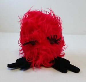 1960-039-s-Spectacular-Products-I-039-M-SLURP-plush-toy-red-and-black