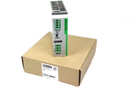 PHOENIX CONTACT TRIO-PS//1AC//24DC//5 Netzteil Stromversorgung 24VDC 5A 2866310