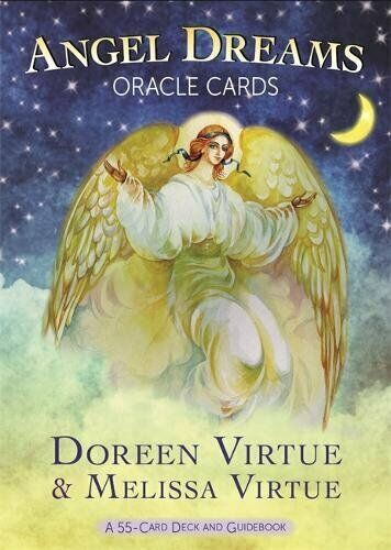 Angel Dreams Oracle Cards by Virtue, Melissa 1401940439 The Cheap Fast Free Post