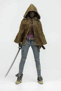The Walking Dead: Michonne 1/6 Figurine 12 ″ Threezero