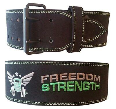La Libertà Di Resistenza Di Potenza Sollevamento Peso Sollevamento Cintura Ipf-h® Power Lifting Weight Lifting Belt Ipf It-it Prestazioni Superiori