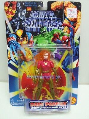 Marvel Universe X-Men Uncanny ToyBiz DARK PHOENIX Action figure Sealed 1997