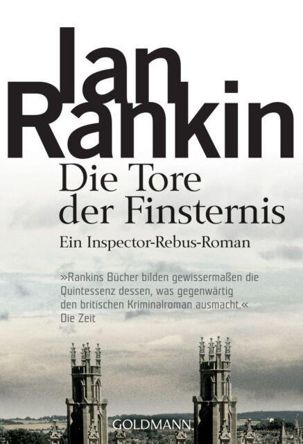 Die Tore der Finsternis / Inspector Rebus Bd.13 von Ian Rankin (2005, Taschenbu…