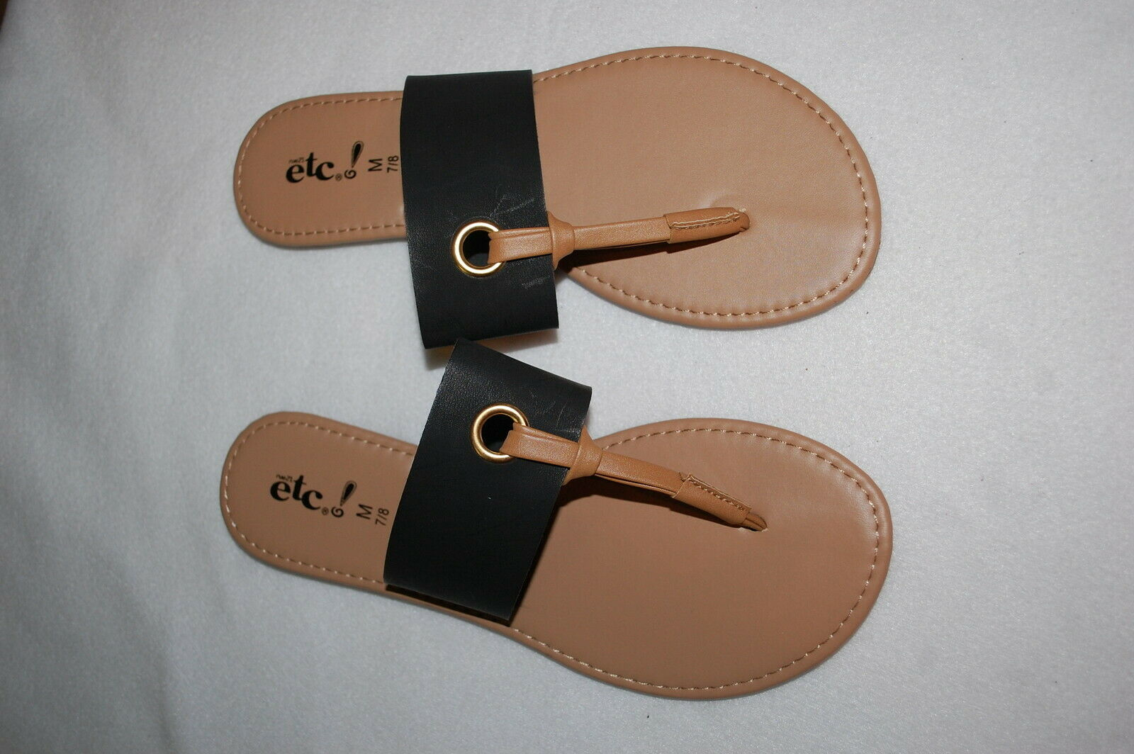 Memory Foam Flip Flops Thong Sandal