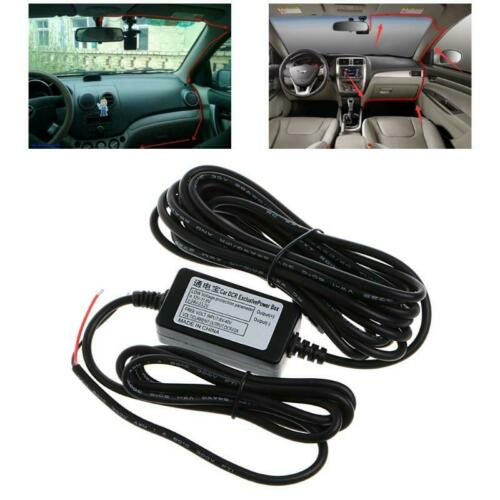 New 12V 24V To 5V 2A USB Car Charger DC Converter Module Low Voltage Protection