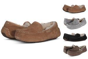 UGG-Australia-Ansley-Pantofole-Mocassino-Donna-3312