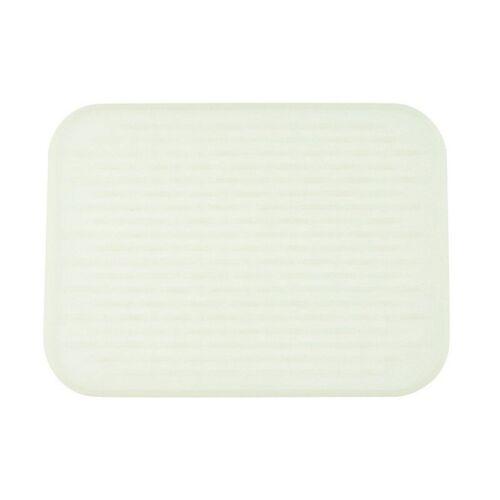 Non-Slip Mat Pot Mat Resistant Heat Hot Silicone Mat Stand Kitchen Black Trivet