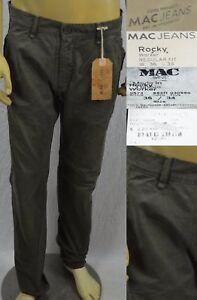 NWT-225-Mac-Jeans-Rocky-Worker-Men-039-s-Pants-Size-36-X-34-Regular-Fit-Green