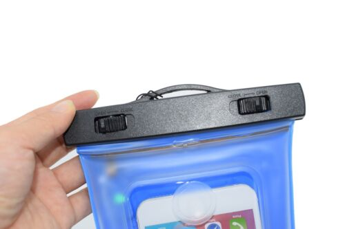 2019 Waterproof Underwater DRY BAG Pouch Case with sensor For Huawei Y7 Prime