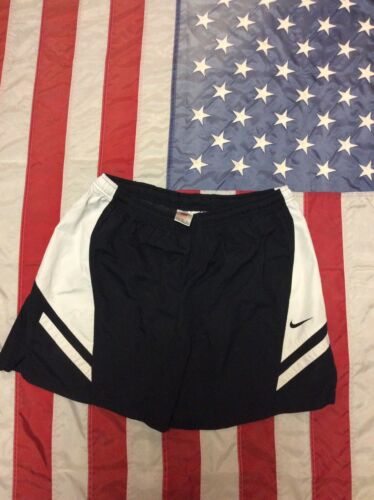 Rare Vintage  Nike Sweat Shorts Mens Size Large Wh